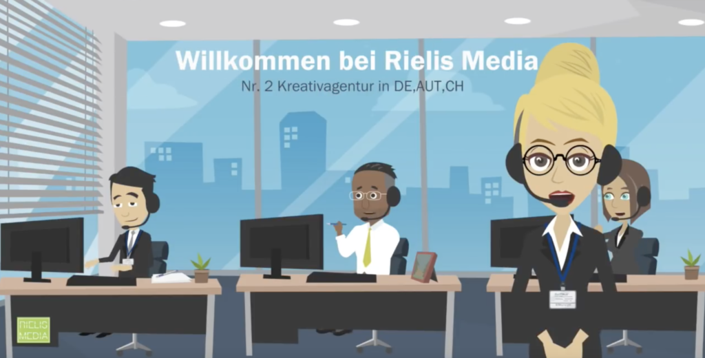 Rielis Media GmbH Team