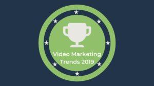 video marketing trends 2019