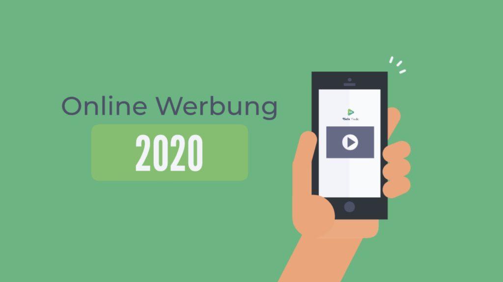 Online Werbung 2020
